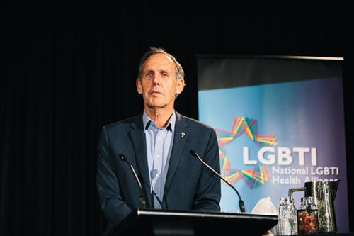 Keynote speaker from HiD2015: Bob Brown