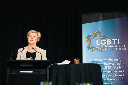 Keynote speaker from HiD2015: Gillian Triggs